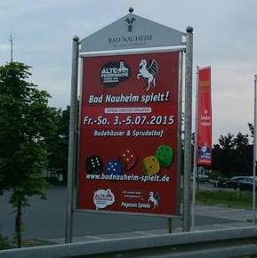 Bad Nauheim spielt 2016