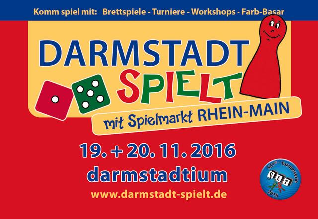 Darmstadt spielt 19.+20.11.2016