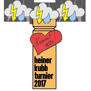 Achtung: KUBB-Turnier verschoben